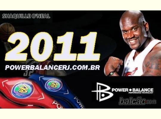 Pulseira Power Balance Versão 2011