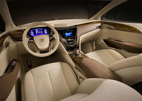 Cadillac Xts 2012