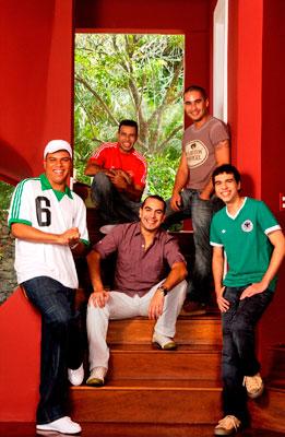 Agenda de Show Sorriso Maroto 2011