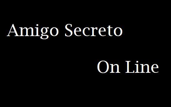 Amigo Secreto On Line – Informações