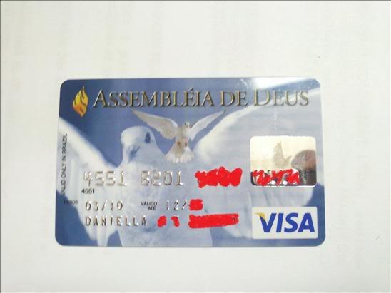 Cartão De Crédito Assembléia De Deus – Informações
