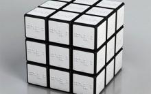 Cubo Mágico Para Cegos