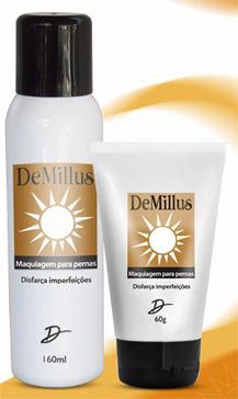 DeMillus – Maquiagem Para Pernas