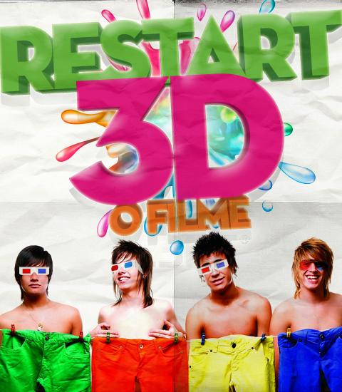 Filme Restart 3D – Lançamento – Informações