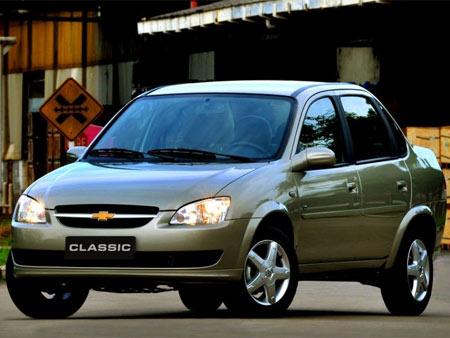 Fotos Do Novo Classic 2011
