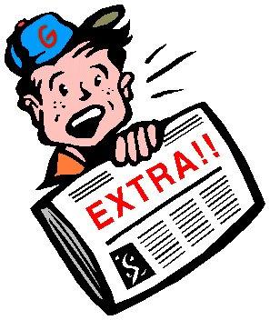 Jornal Extra – Informações
