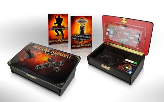 Mortal kombat Edição para 2011