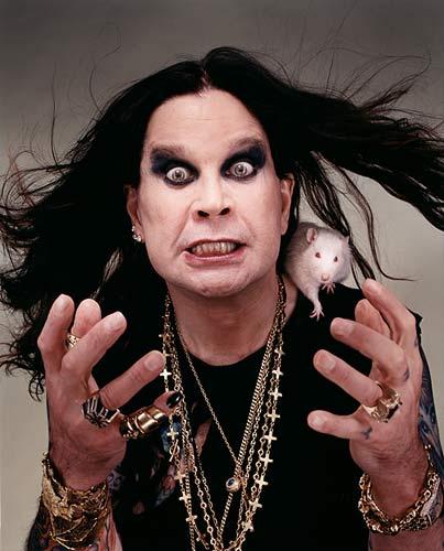 Ozzy Osbourne – Show No Brasil