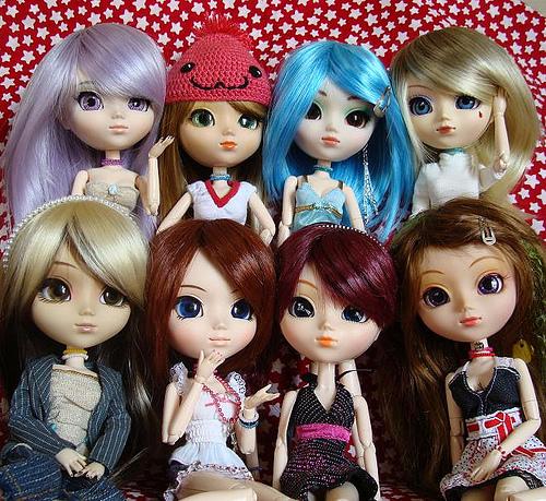 Lançamento das Bonecas Pullip Para 2011