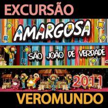 Excursão Amargosa São João 2011