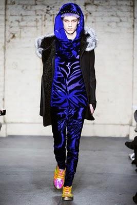 London Fashion Week Inverno 2011