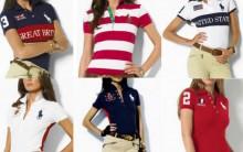 Camisa Polo Moda Feminina 2011