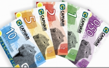 Novo Dinheiro Capivari em Silva Jardim RJ