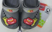 Crocs Infantil de Personagens Para Verão 2011