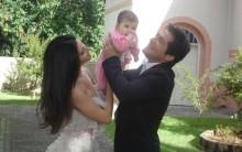 Cantor Daniel Quer Mais um Filho Para 2011