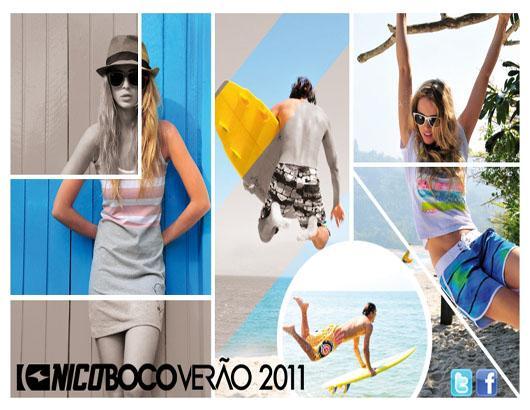 Nico boco Verão 2011