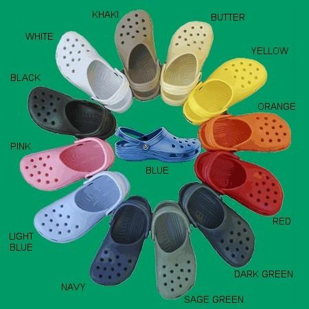 Moda Crocs  Para Verão 2011