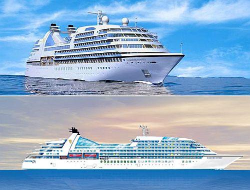 Volta ao Mundo 2011 no Seabourn