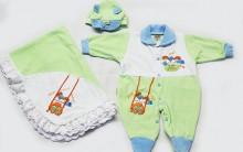 Saída de Maternidade de Bebês Para 2011