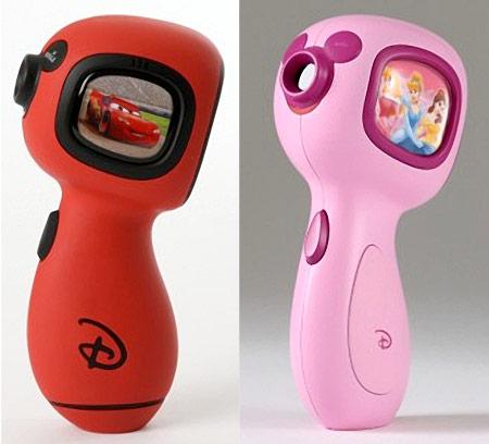 Câmera Digital Disney para Crianças