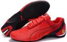 Linha Esportiva de Tênis Ferrari
