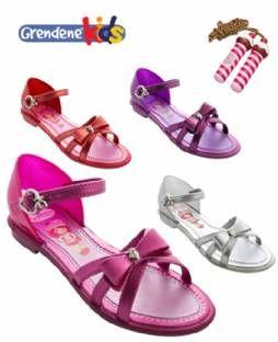 Grendene Moda Infantil Para o verão 2011
