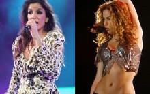 Shakira no Brasil em 2011