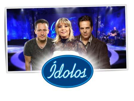 Novo Trio de Jurados Para o Ídolos 2011
