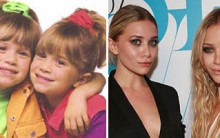 As gêmeas Mary-Kate e Ashley Olsen