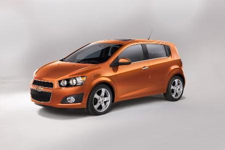 Novo Chevrolet sonic 2012 Fotos e Preços