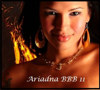 Ariadna BBB 11 – Transexual Do Big Brother Brasil 2011