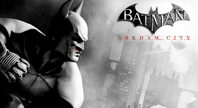 Novo Jogo do  Batman Arkham City 2  2011