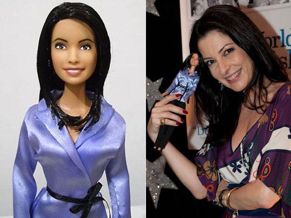 Boneca Barbie De Ana Paula Padrão
