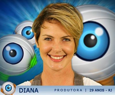Diana BBB11 – Fotos de Diana Participante do BBB11