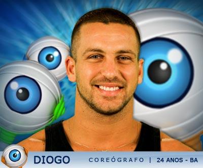 Diogo BBB11 – Fotos de Diogo Participante do BBB11