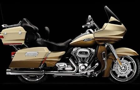 Nova Harley Davidson 2011