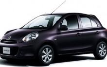 Novo Nissan March 2011