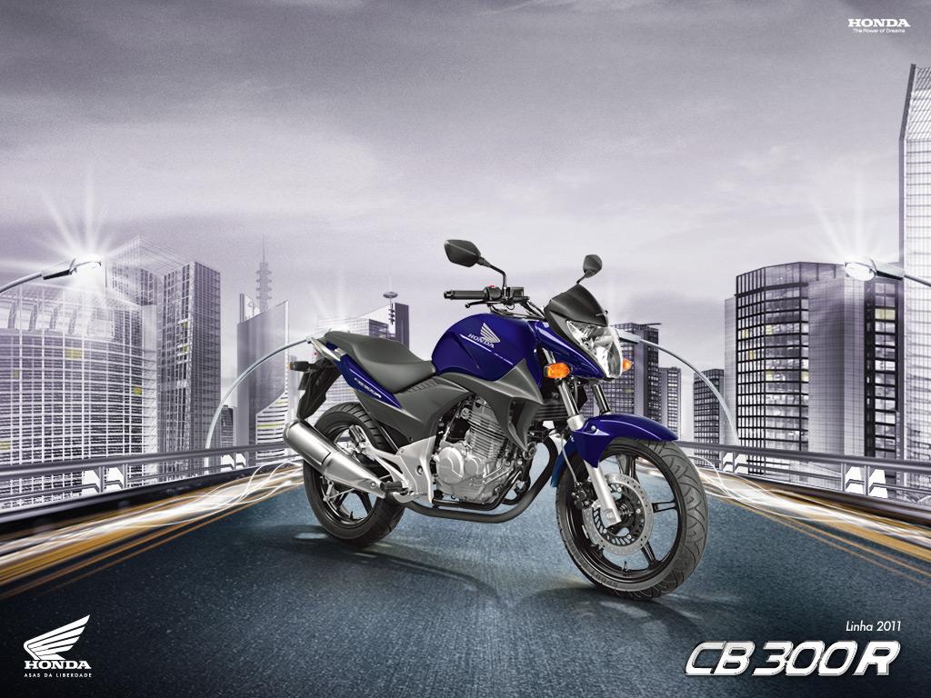 Nova CB 300r 2011