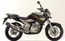 Nova Moto Fazer 2011