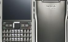 Novo Celular Nokia E71