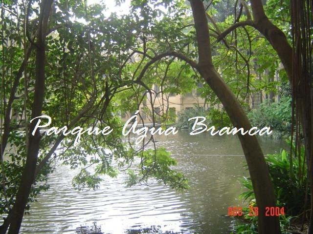 Parque Água Branca Em São Paulo SP