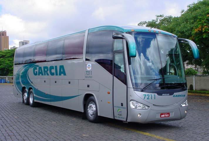 Passagens Viação Garcia