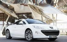 Novo Peugeot RCZ Fotos e Preços 2011