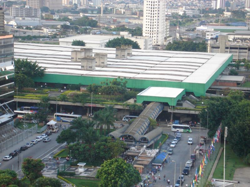Terminal Rodoviário Barra Funda SP