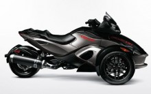 Novo  can –AM spyder 2011