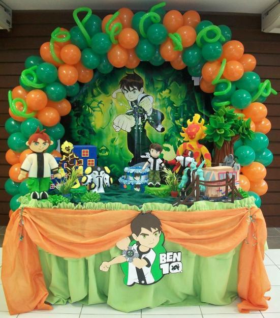 Temas de Festas Infantis 2011