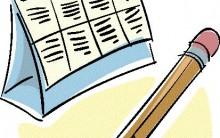 Volta às Aulas – Calendário Escolar com feriados 2011