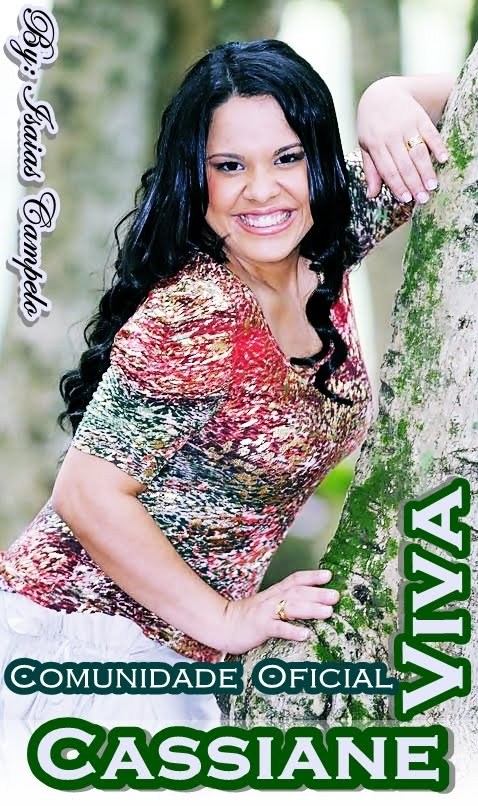 Cantora Cassiane com Novidades Para 2011