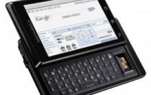 Celular Motorola Milestone