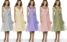 Vestidos Para Madrinhas de Casamentos 2011